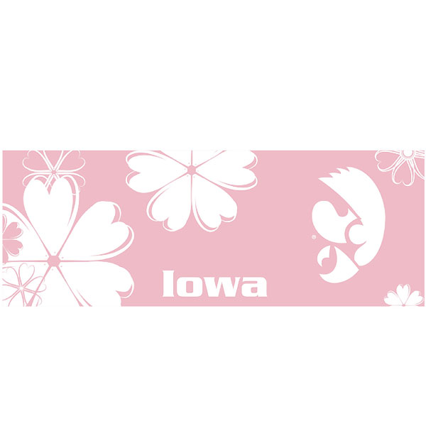 Iowa Hawkeyes Yoga Mat