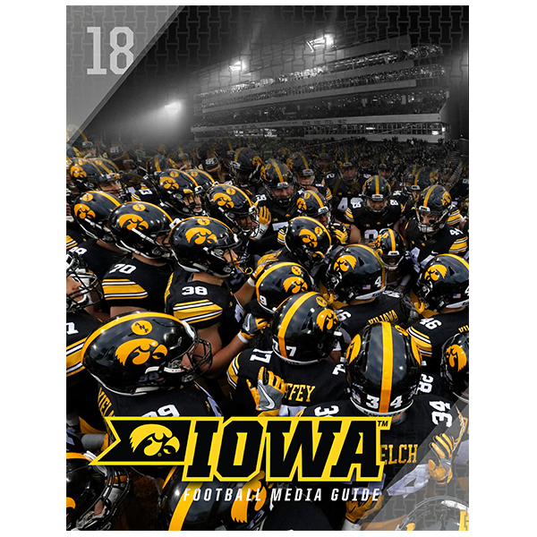 Iowa Hawkeyes 2018 Football Media Guide