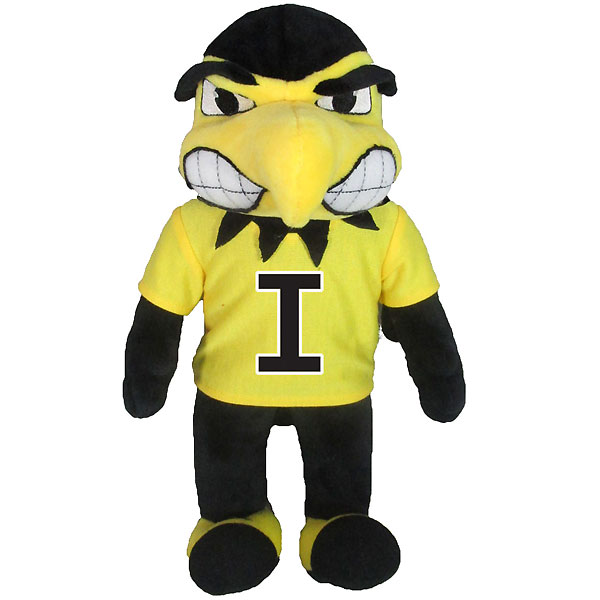 "Iowa Hawkeyes Plush 12"" Herky"