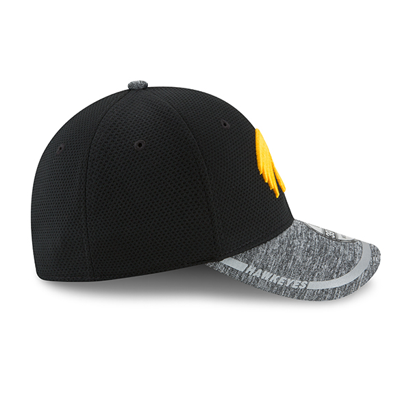 Iowa Hawkeyes Training Flex Cap