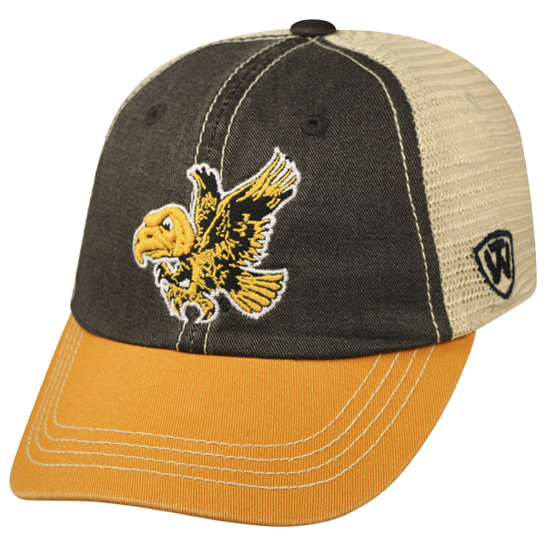 Iowa Hawkeyes Youth Offroad Flying Herky Hat