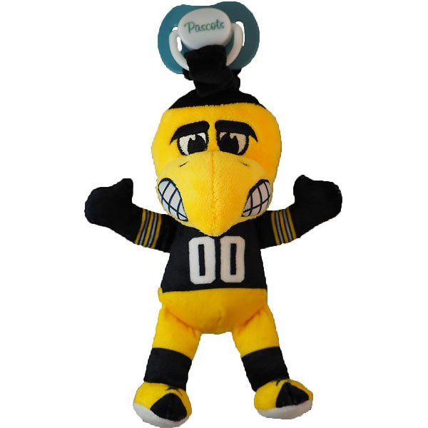 Iowa Hawkeyes Herky Pacifier