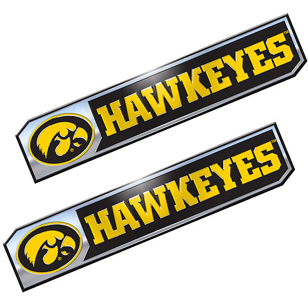 Iowa Hawkeyes Truck Edition Emblem