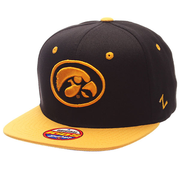 Iowa Hawkeyes Youth Phantom Cap