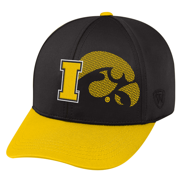 Iowa Hawkeyes Progress Hat