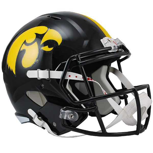 Iowa Hawkeyes Replica Helmet