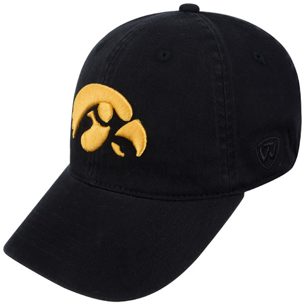 Iowa Hawkeyes Relaxer 1-Fit