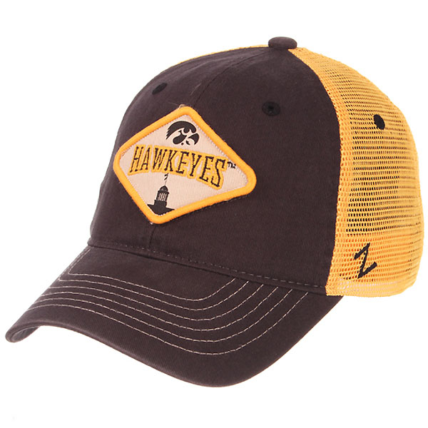 Iowa Hawkeyes Roadside Cap