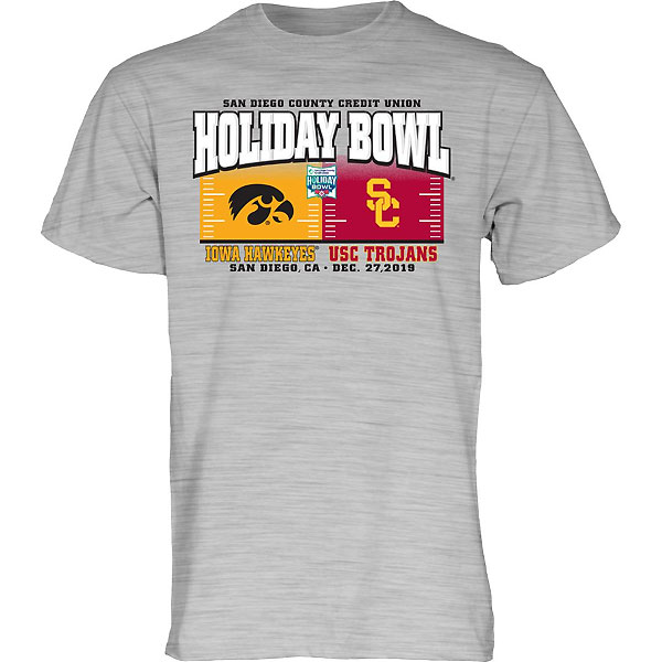 Iowa Hawkeyes Holiday Bowl Pound Sand Tee