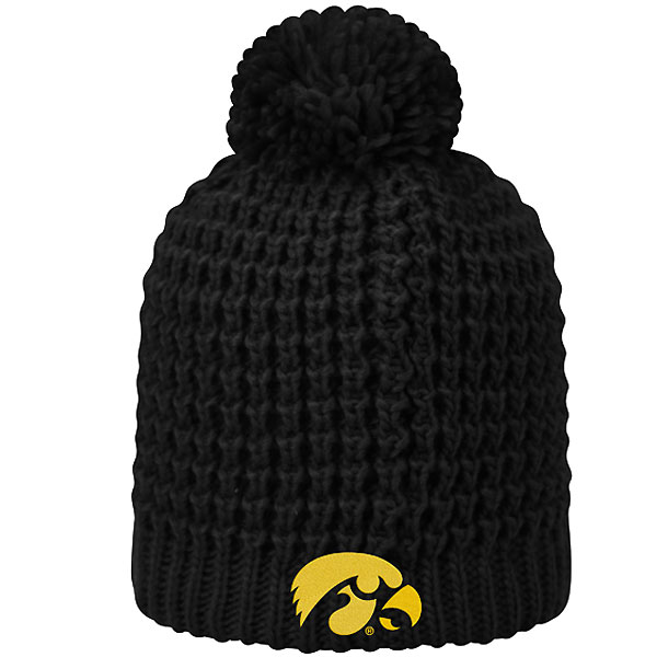 Iowa Hawkeyes Women's Slouch Stocking Hat