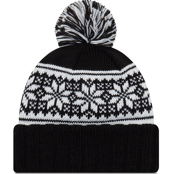 Iowa Hawkeyes Women's Snowy Pom Knit Hat