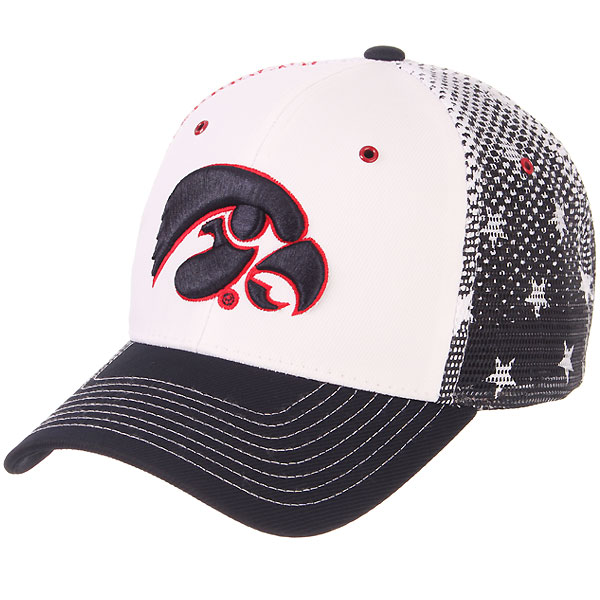 Iowa Hawkeyes Spangled Hat