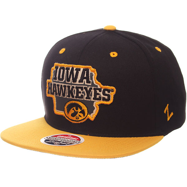 Iowa Hawkeyes Statehood Cap