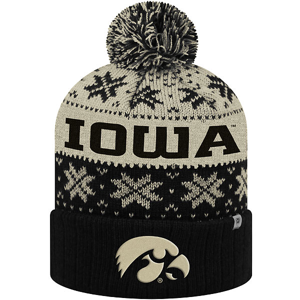 Iowa Hawkeyes Women's Subarctic Stocking Cap