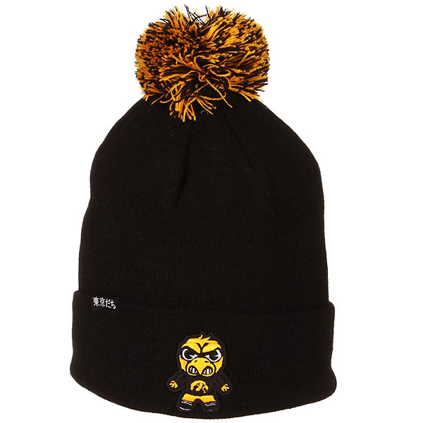 Iowa Hawkeyes Sapporo Stocking Cap