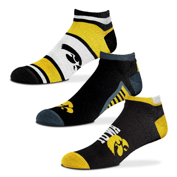 Iowa Hawkeyes Show Me The Money Socks