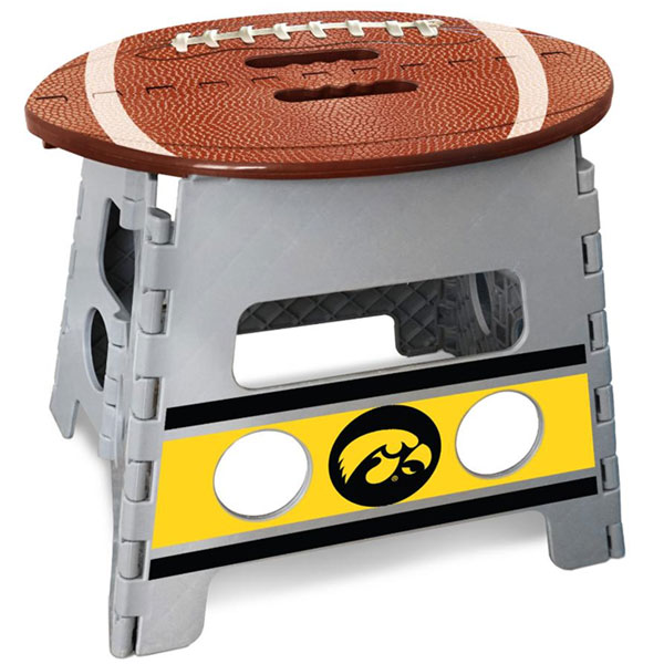 Iowa Hawkeyes Step Stool