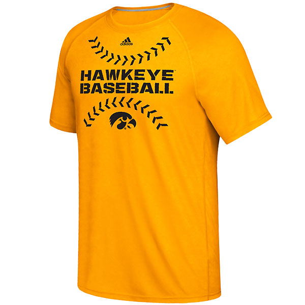 Iowa Hawkeyes Big Stitches Tee