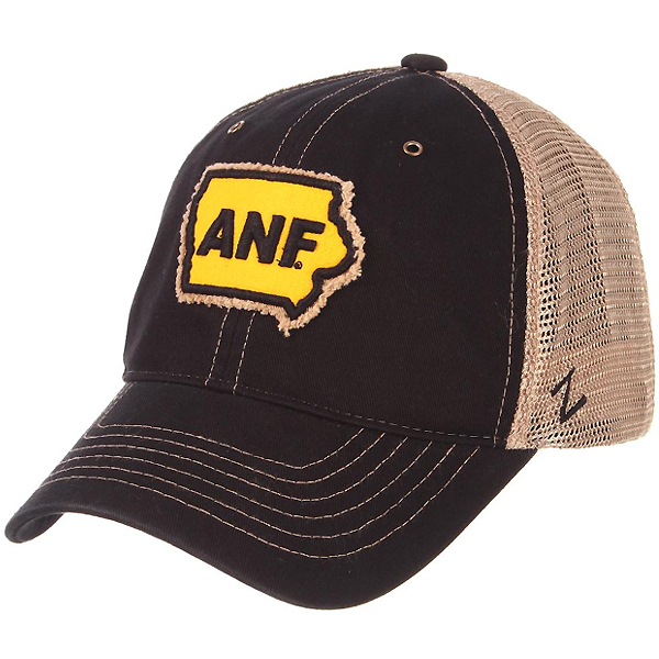 Iowa Hawkeyes Tatter Adjustable Hat