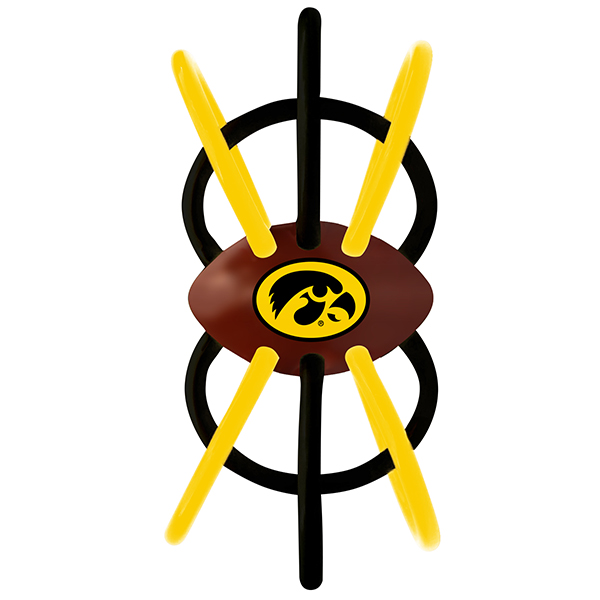Iowa Hawkeyes Infant Teether