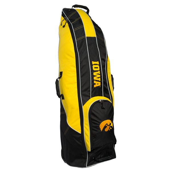 Iowa Hawkeyes Club Travel Cover Bag