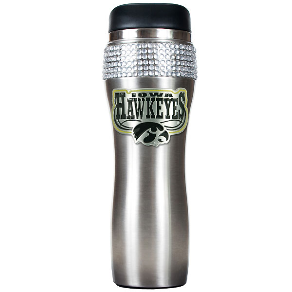 Iowa Hawkeyes Travel Tumbler