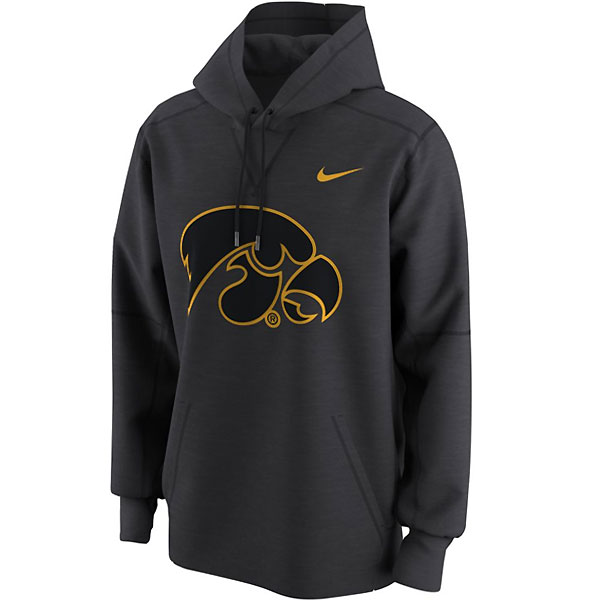 Iowa Hawkeyes Travel Graphic Hoodie