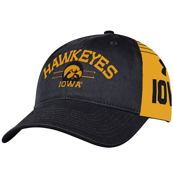 Iowa Hawkeyes Garment Washed Cap