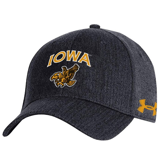 Iowa Hawkeyes Baseball Performance Wool Hat