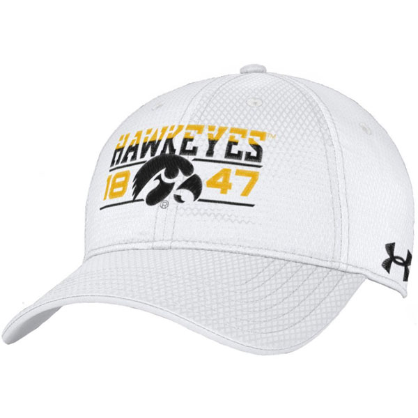 Iowa Hawkeyes Zone Cap