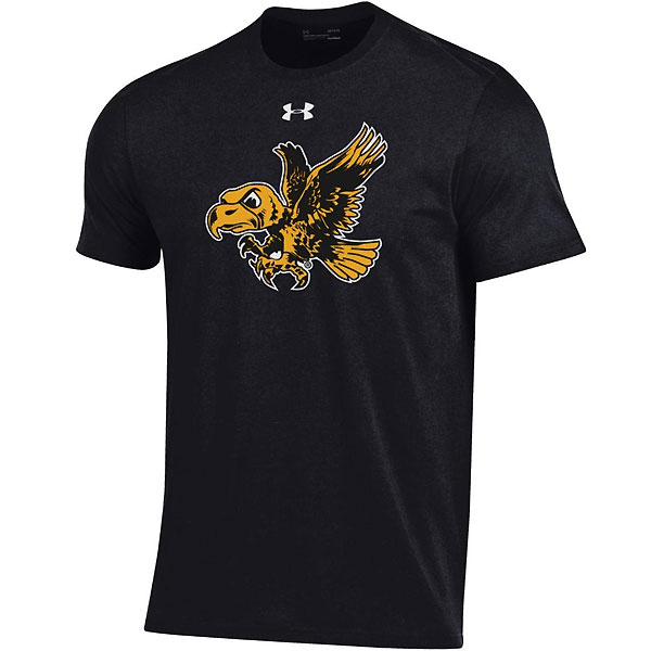 Iowa Hawkeyes Performance Cotton Tee