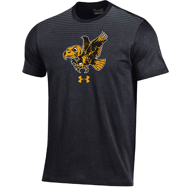 Iowa Hawkeyes Charged Cotton TAPS Tee