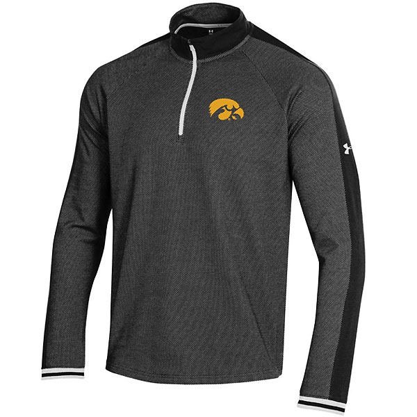 Iowa Hawkeyes Skybox 1/4 Zip Jacket