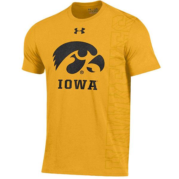 Iowa hawkeyes t a p s tee for Iowa hawkeye t shirt