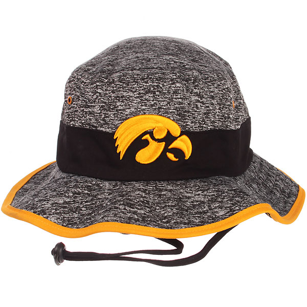 Iowa Hawkeyes Under Tow Bucket Hat
