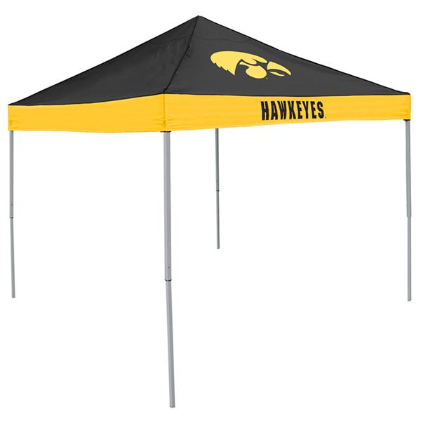 Iowa Hawkeyes Economy Tailgate Tent  sc 1 st  The Black and Gold Shop & Hawkeyes Economy Tailgate Tent