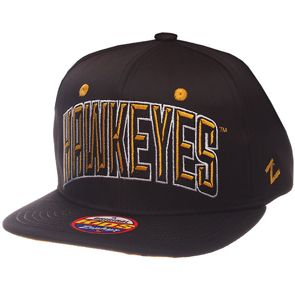 Iowa Hawkeyes Youth Villian Cap