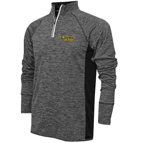 Iowa Hawkeyes Volleyball 1/4 Zip Top