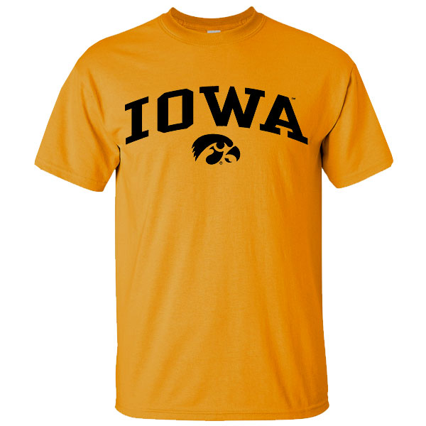 Iowa Hawkeyes Toddler Tee