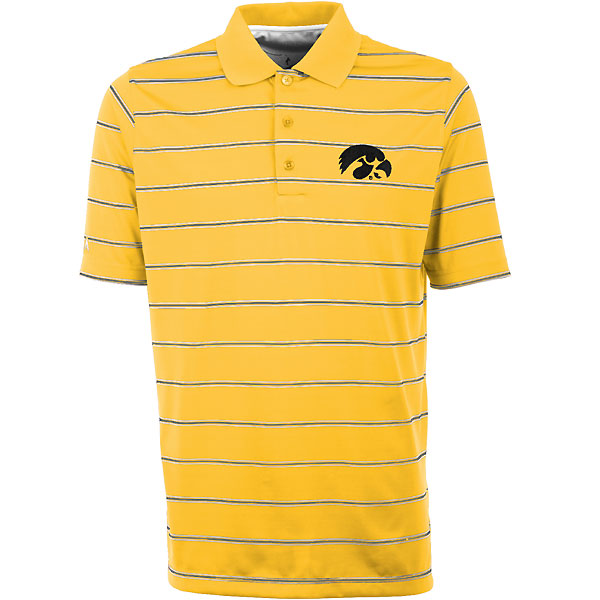 Iowa Hawkeyes Deluxe Polo