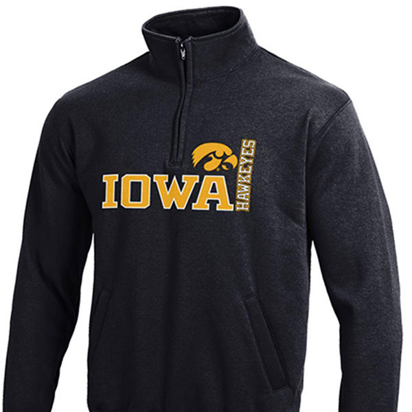 Iowa Hawkeyes Power Blend Top