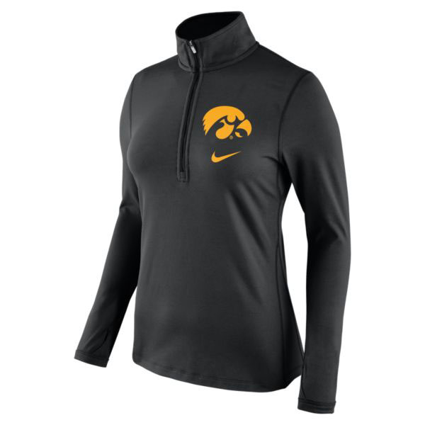 Iowa Hawkeyes Women's Tailgate Top