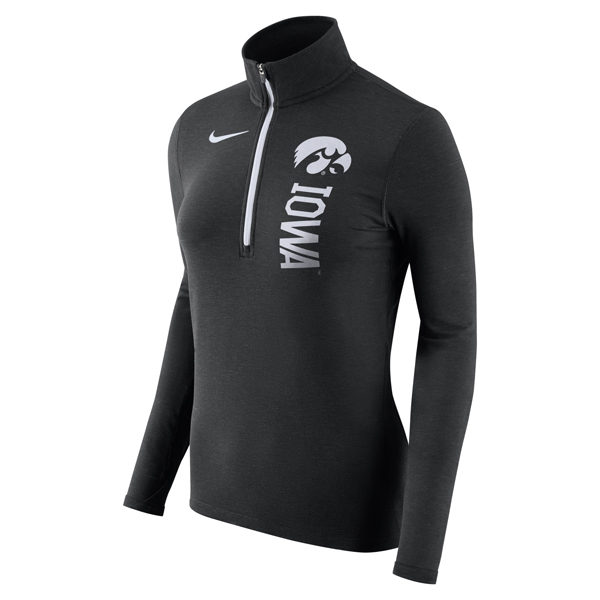 Iowa Hawkeyes Women's Dry Element 1/2 Top