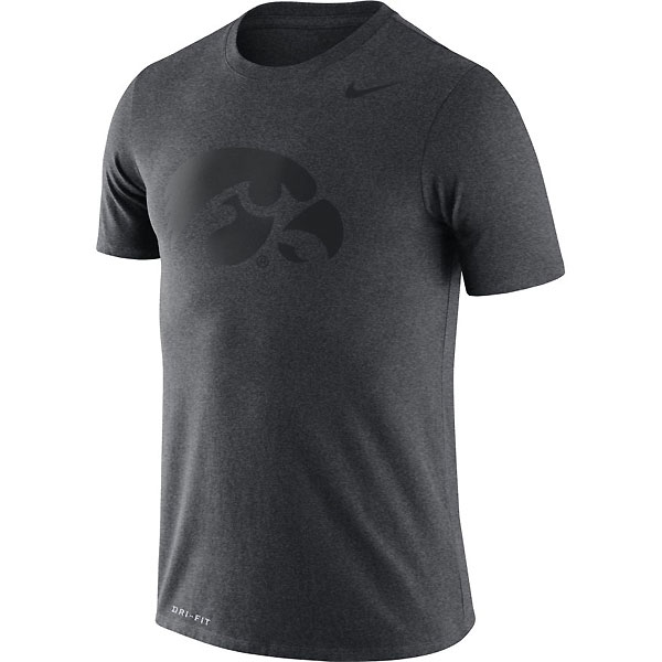 Iowa Hawkeyes Legend Logo Tee