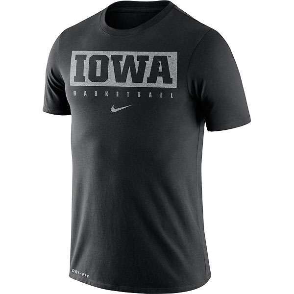 Iowa Hawkeyes Legend Practice Tee