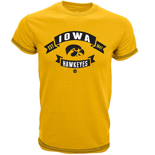 Iowa Hawkeyes Band Camp Tee
