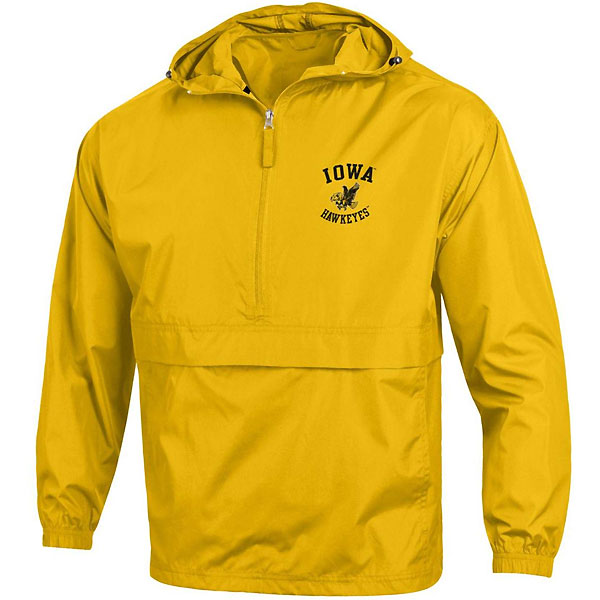 Iowa Hawkeyes Pack & Go Jacket