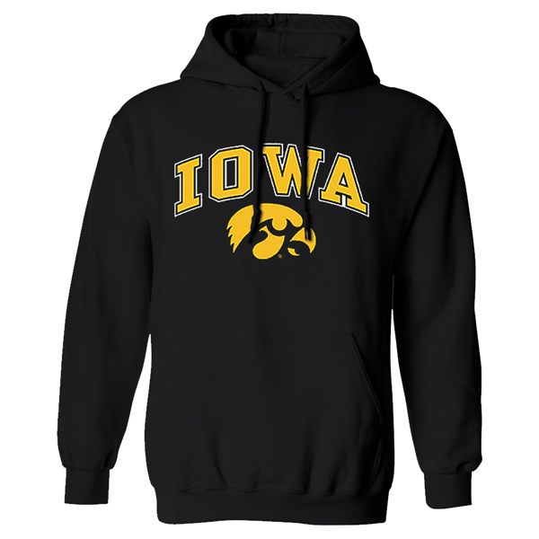 Iowa Hawkeyes Youth Prep Hood