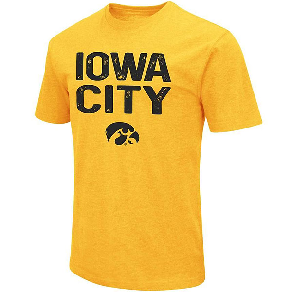 Iowa Hawkeyes Playbook Tee