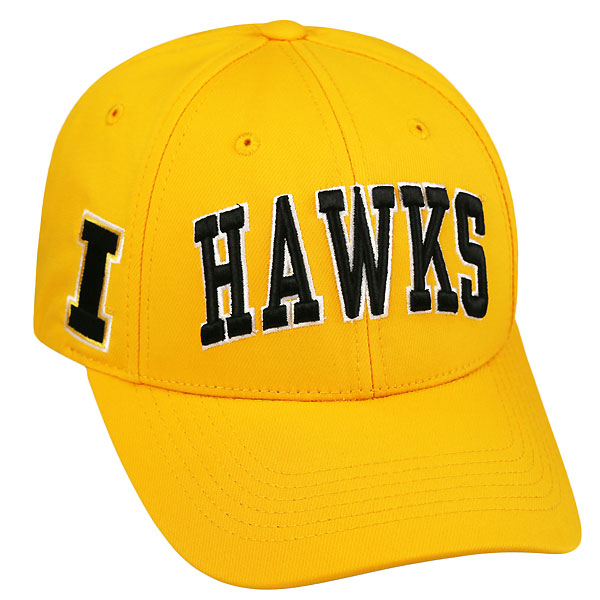 Iowa Hawkeyes Fresh Cap